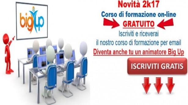 Corso Gratuito on line