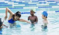 Istruttore di nuoto